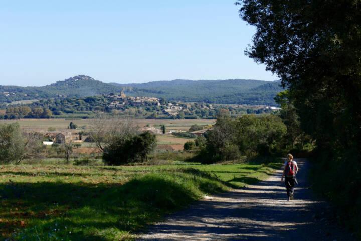 Spain catalonia walking emporda pals village copyright Thomas Power Pura Aventura