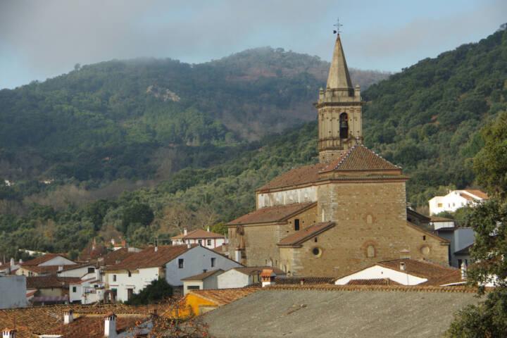 Spain andalucia alajar linares walk copyright chris bladon 1