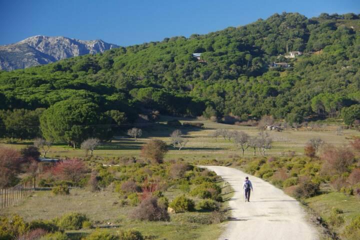 Spain andalucia grazalema Los Frailellicos walk chris bladon 125