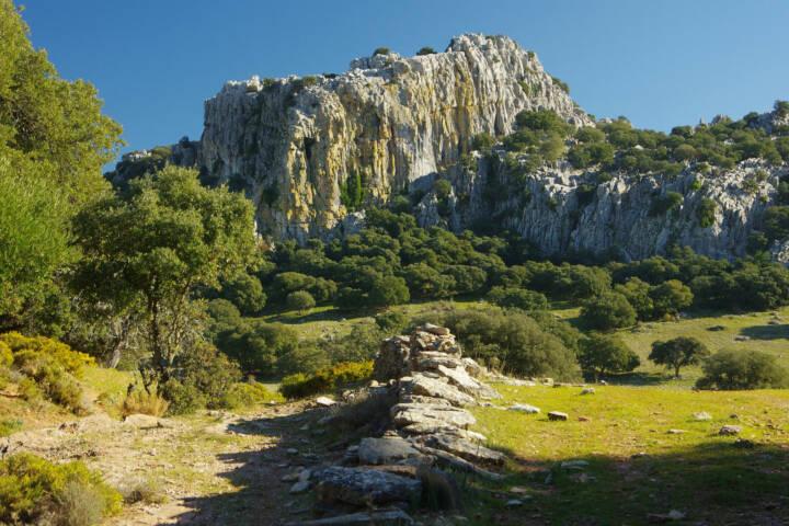 Spain andalucia grazalema los frailecillos walk chris 3