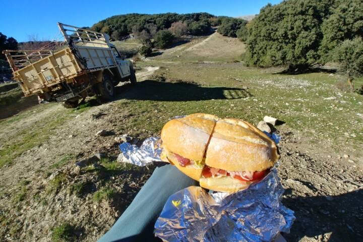 Spain andalucia picnic bailon gorge c chris bladon