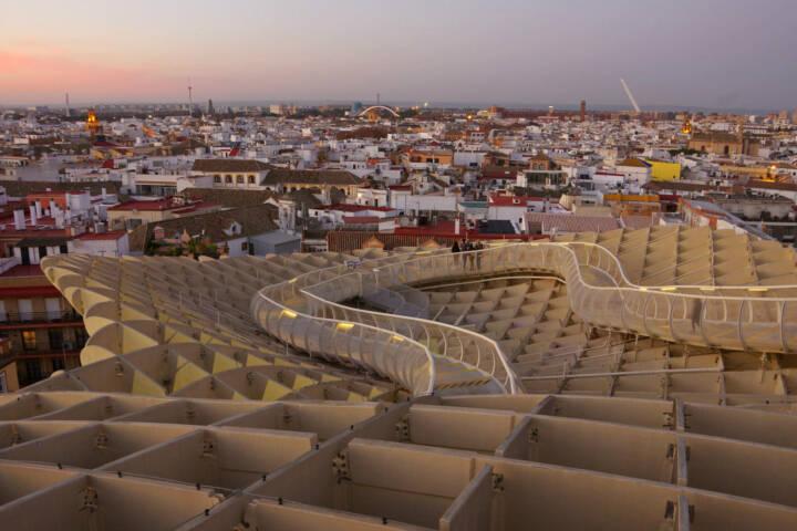 Spain seville setas chris bladon pura