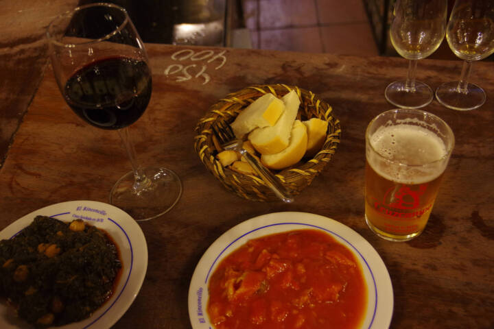 Spain seville tapas c chris b pura