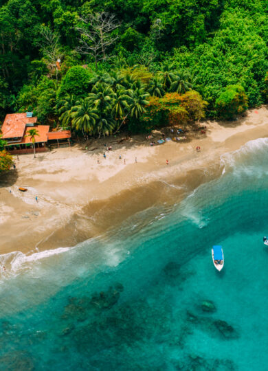 Costa rica osa peninsula cano island shutterstock