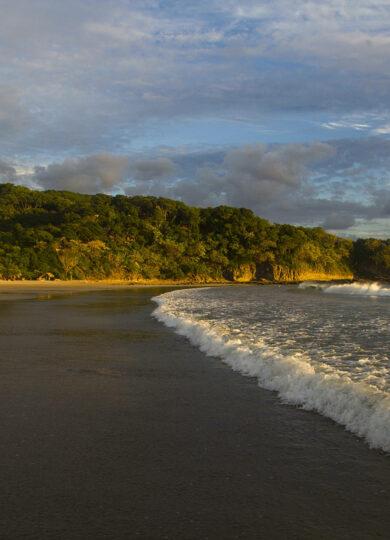 Nicaragua san juan del sur sunset beach near morgans rock copyright va pues
