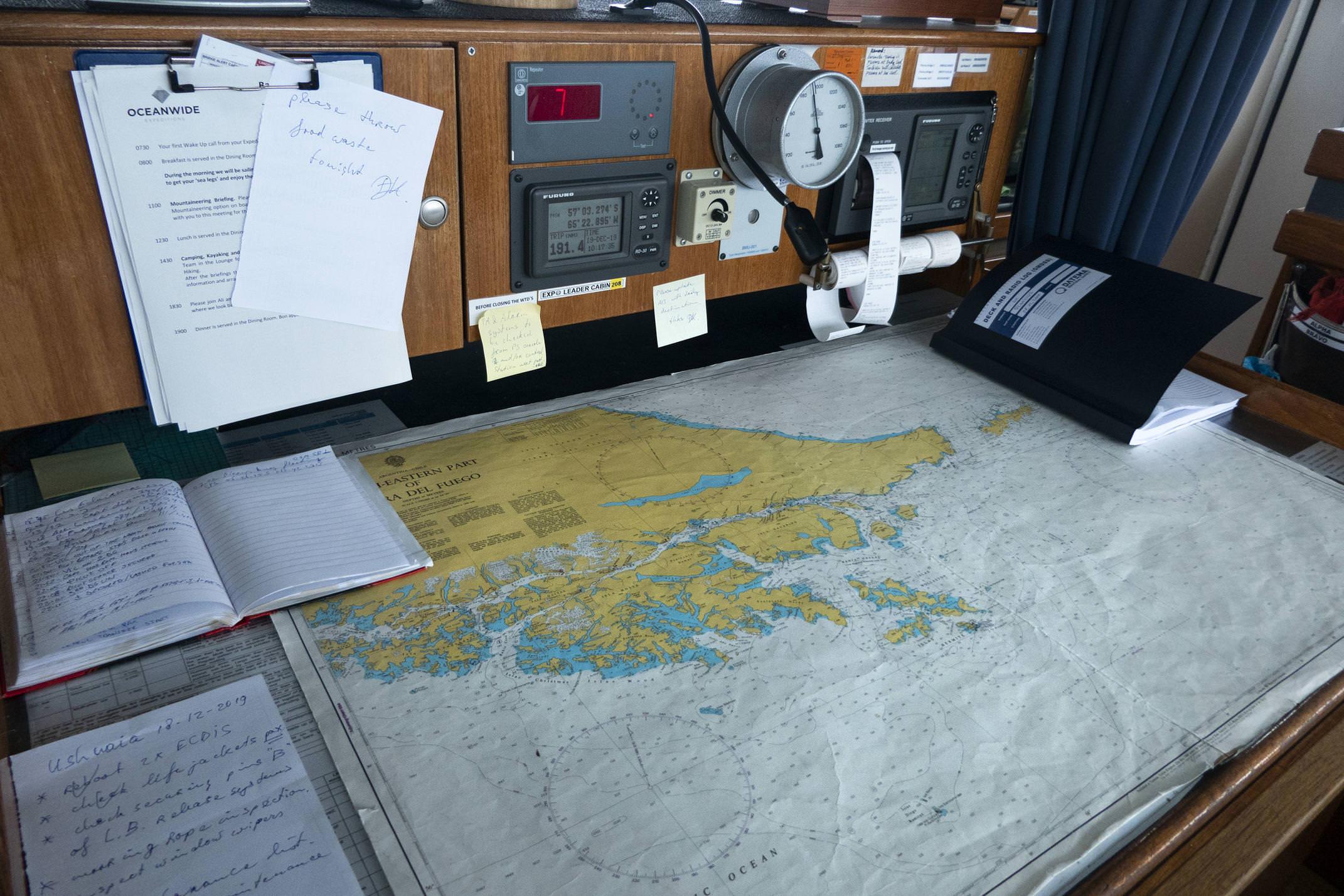 Antarctica plancius boat maps c diego