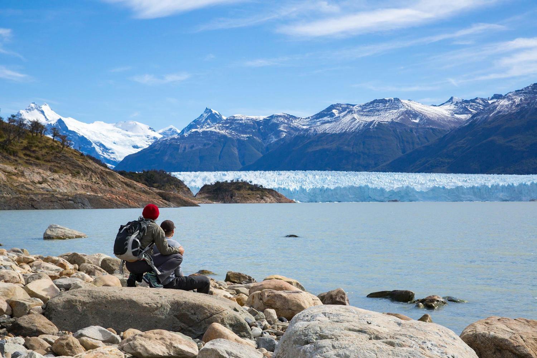 Argentina patagonia calafate perito moreno boat tour nibepo south view point c glaciar sur Florian von der Fecht