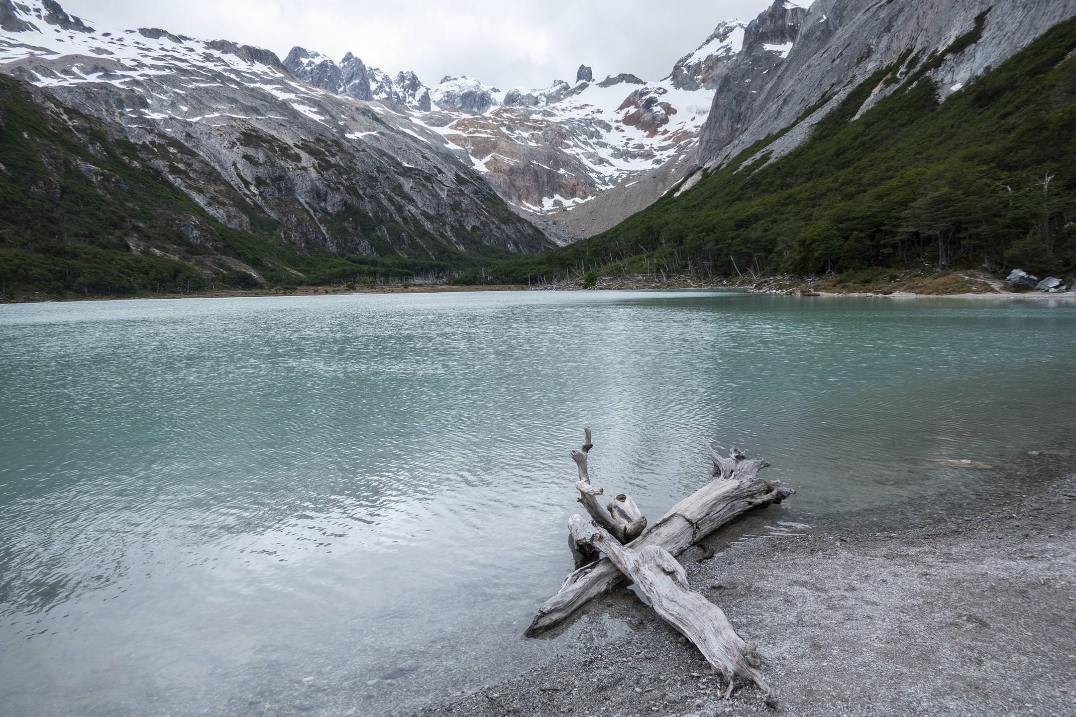 Argentina tierra del fuego ushuaia laguna esmeralda c diego