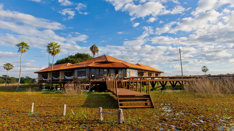 Brazil pantanal caiman lodge c hotel