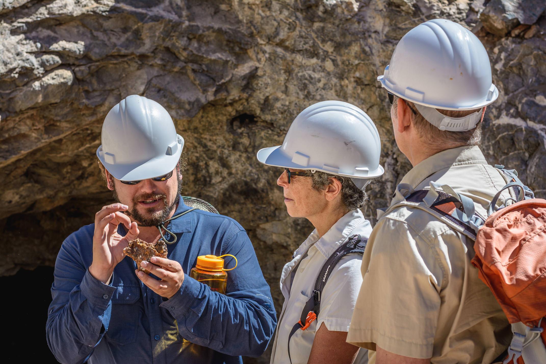 Chile copiapo mining visit c alvaro guide