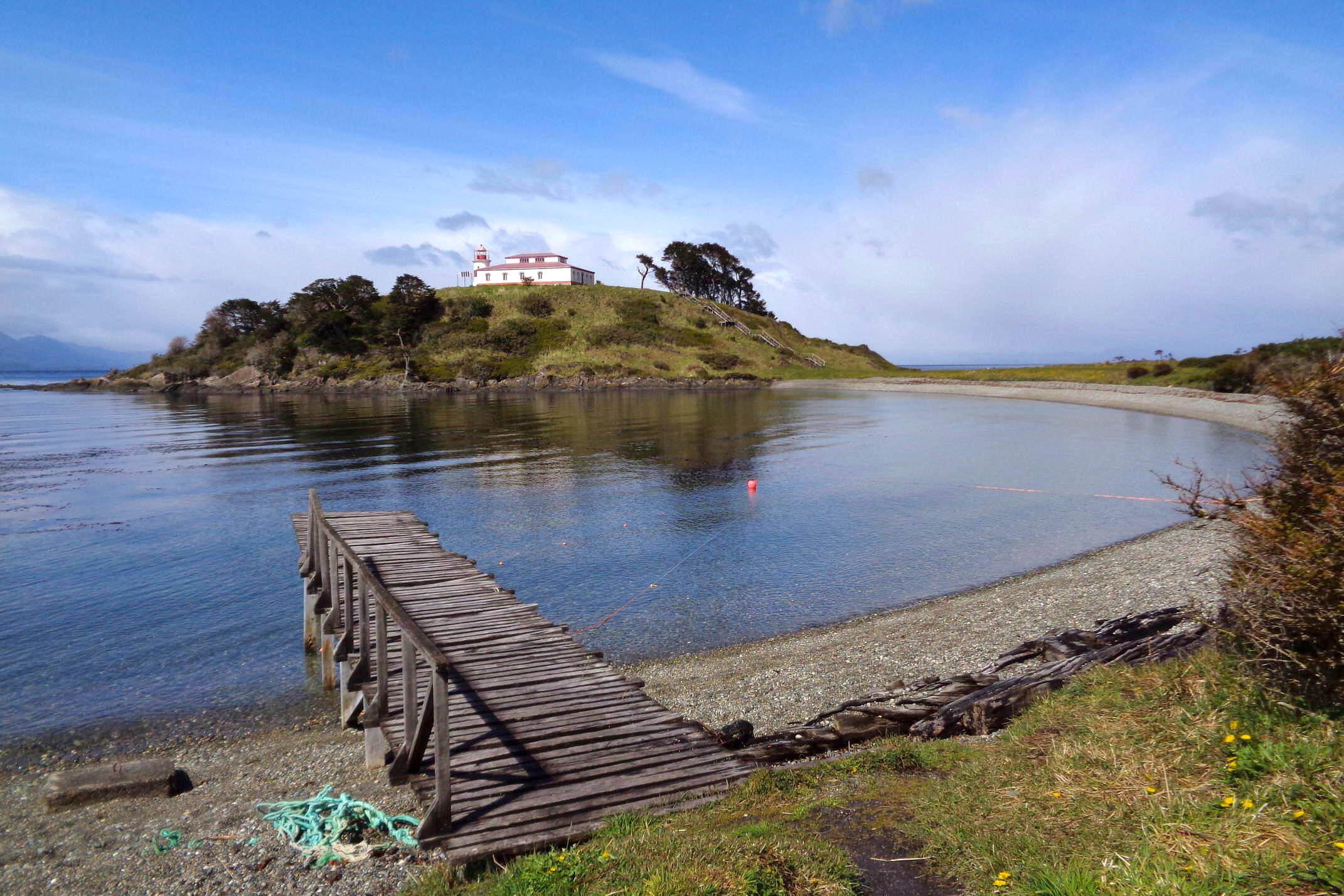 Chile punta arenas san isidrio lighthouse xabi
