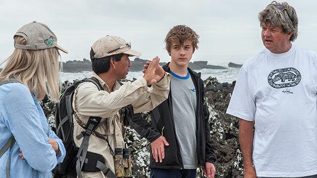 Galapagos seaman journey guide c latin trails