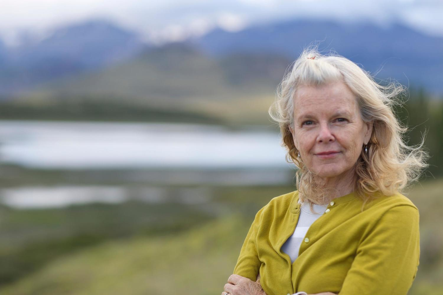 Kris Tompkins, UN Patron of Protected Areas and President of Tompkins Conservation