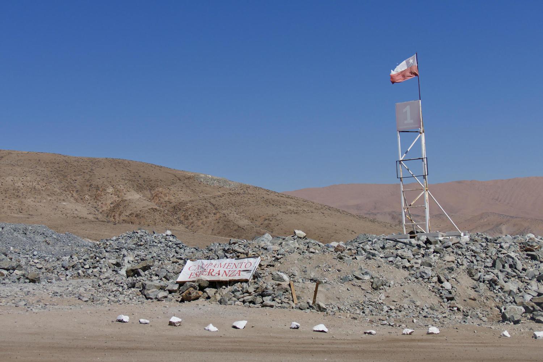 San Jose copper mine