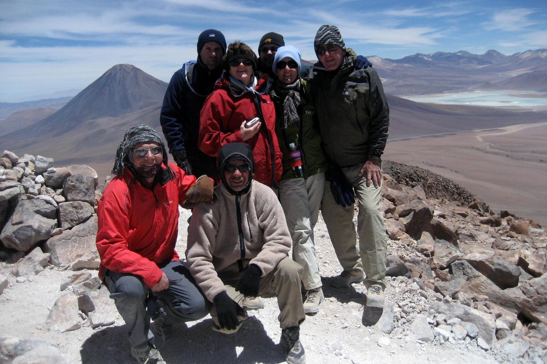 Walking the Atacama Desert