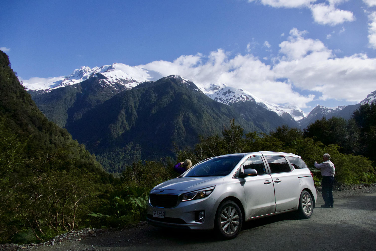 Driving gives you wonderful freedom to explore Patagonia's Carretera Austral