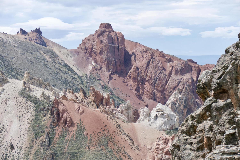 Dramatic rock formations of Jeinimeni
