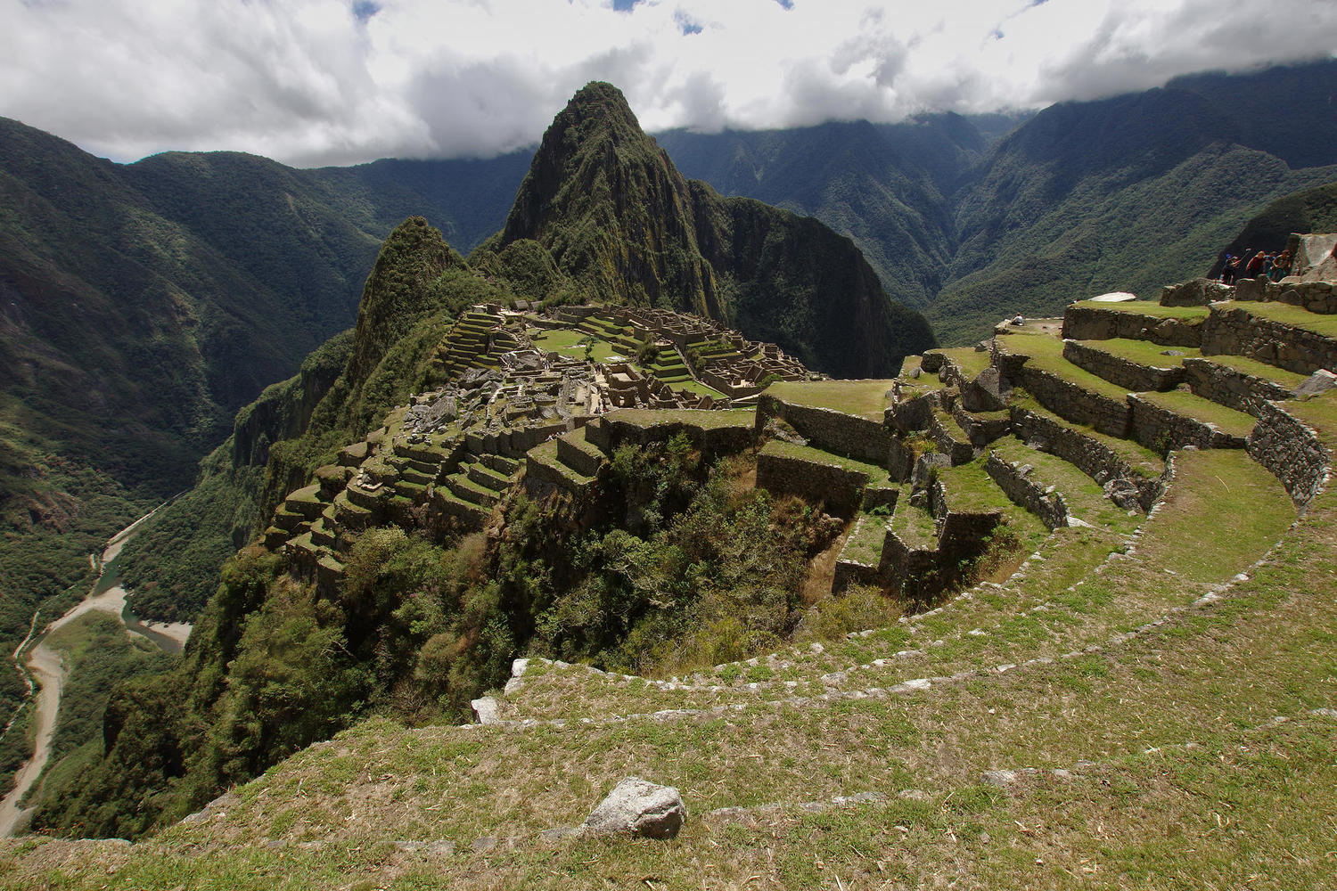 Machu Picchu is a special place indeed, worthy of thoughtful consideration