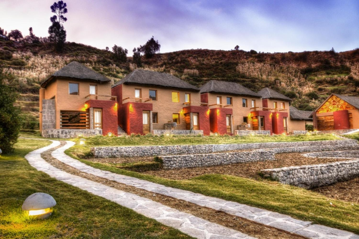 The welcoming Colca Lodge