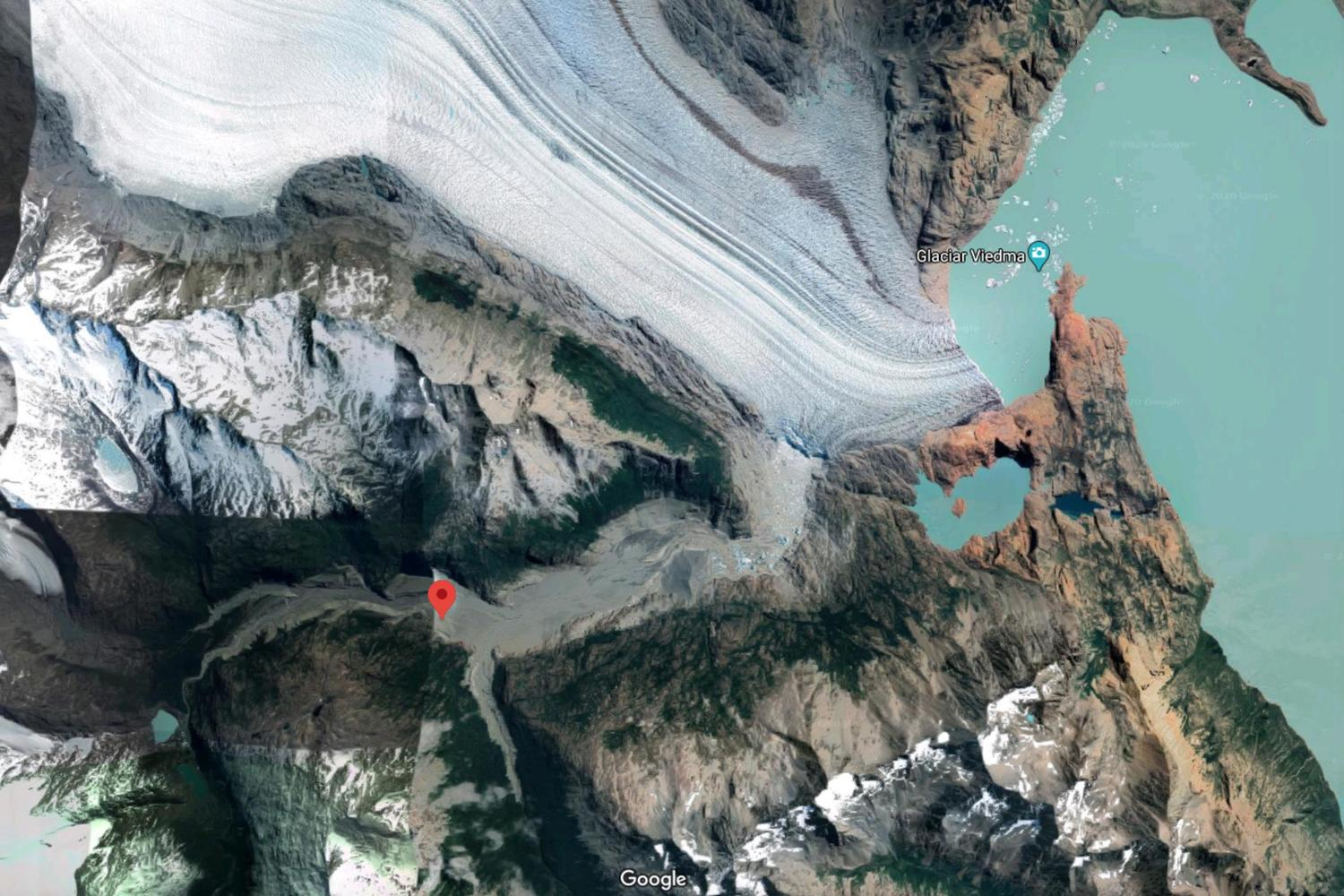 Patagonian Icefield