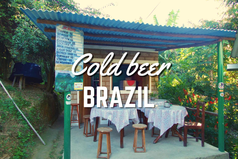 small bar in Brazil's Chapada Diamantina