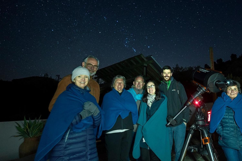 Stargazing in Andalucia