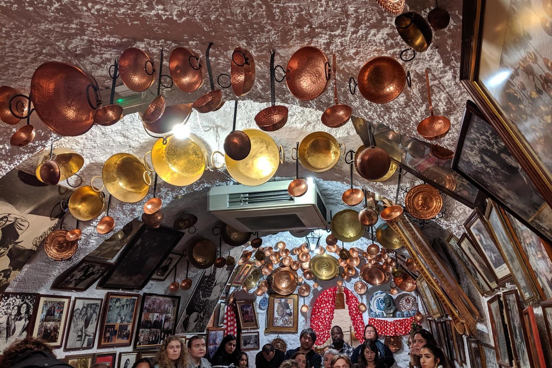 The bizarre Zambra Maria La Canastera flamenco show in the caves of Granada