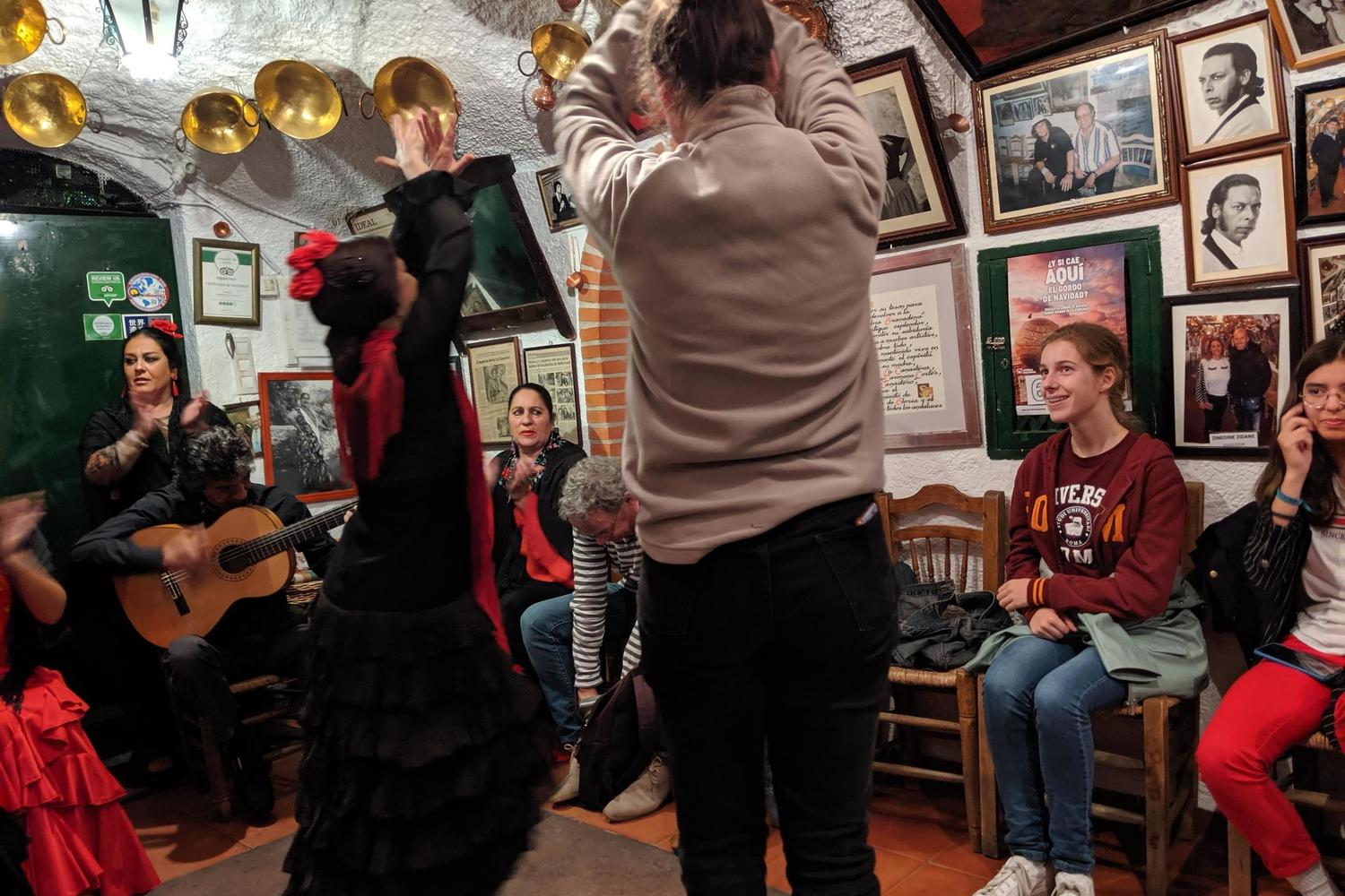 Crowd participation is rarely the hallmark of an authentic flamenco show