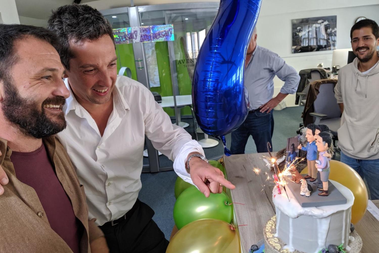 Celebrating Pura's 20th anniversary