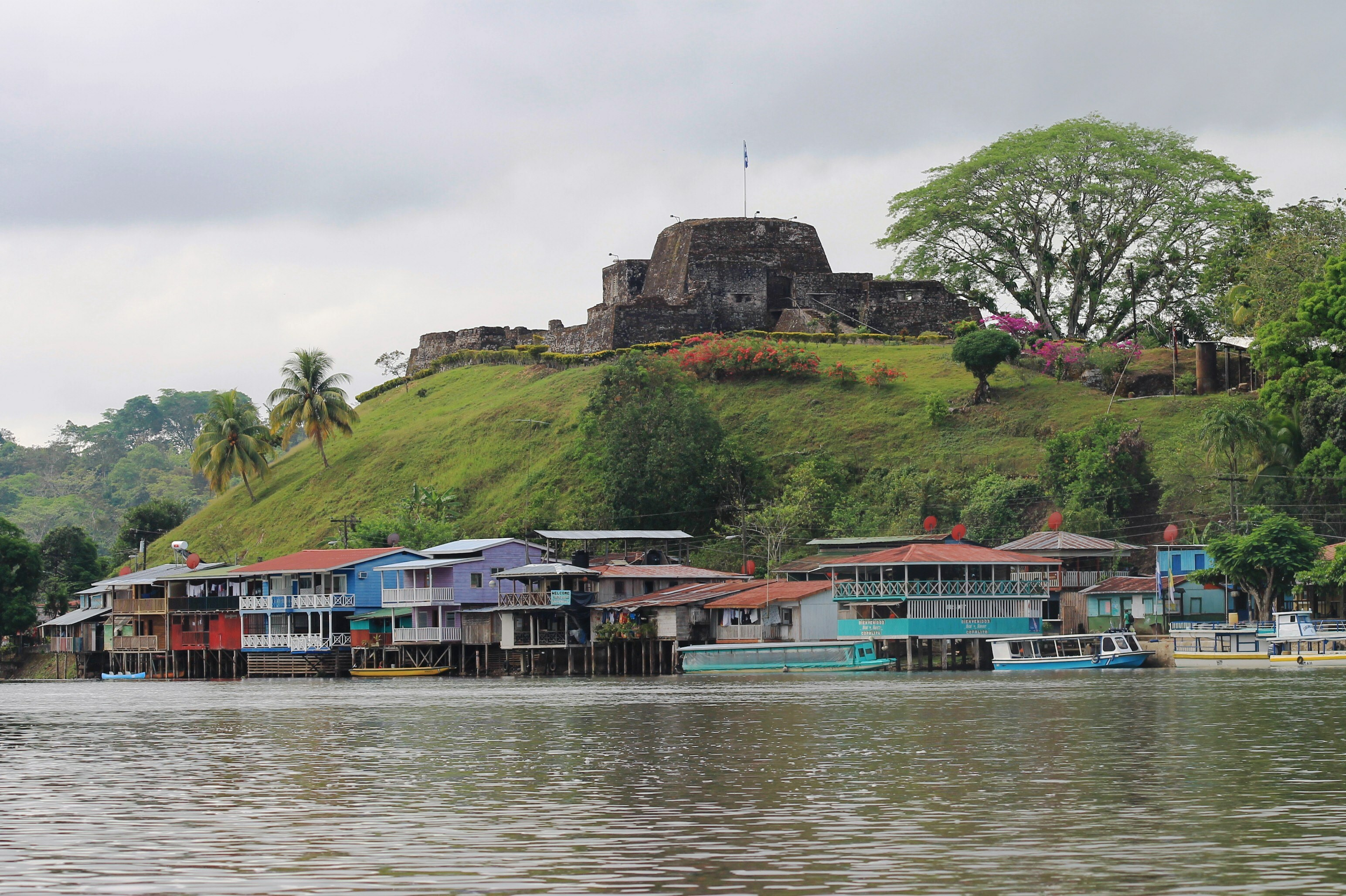 Nicaragua el castillo c vapues5