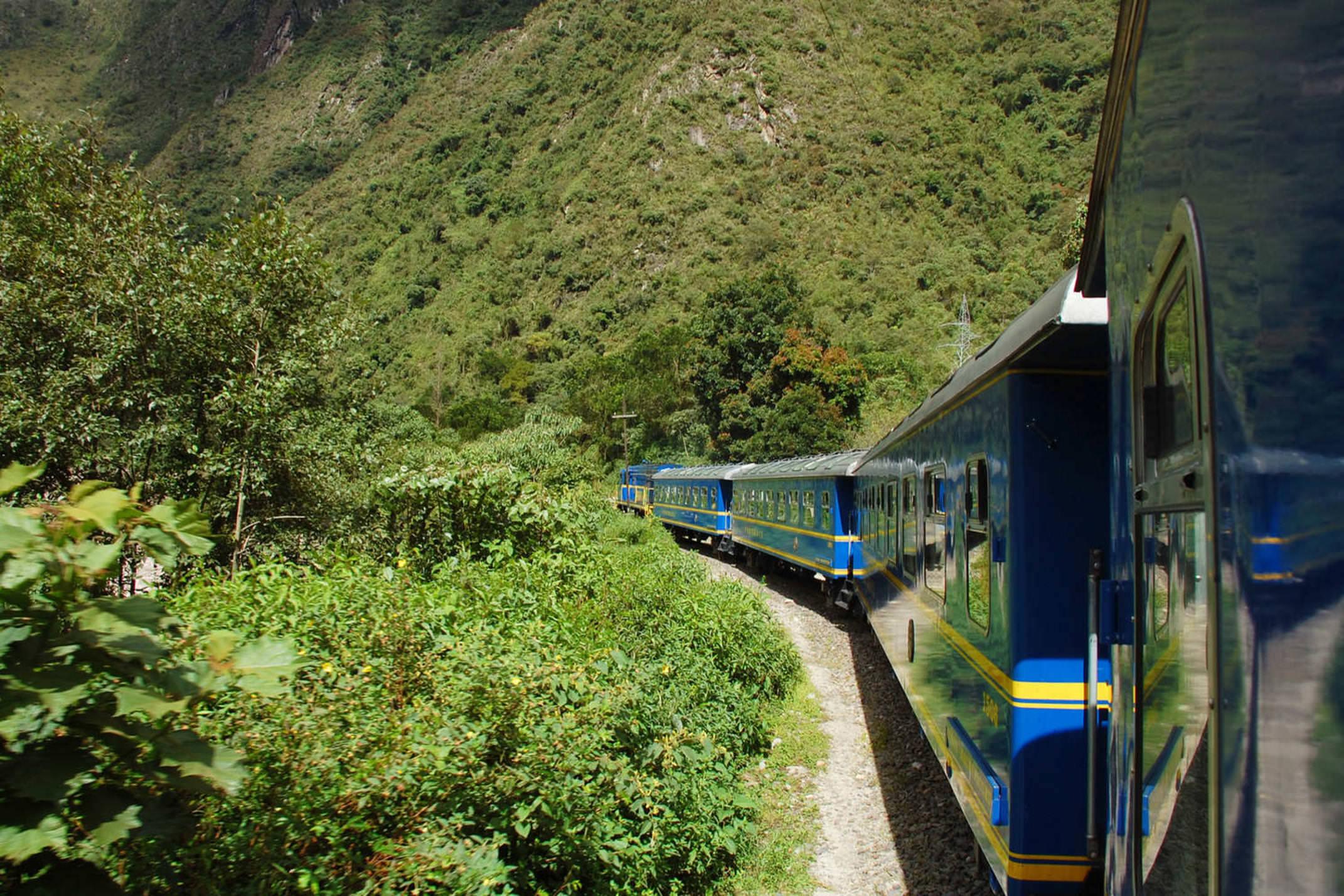 Peru machu picchu peru rail from cuzco to machu picchu peru