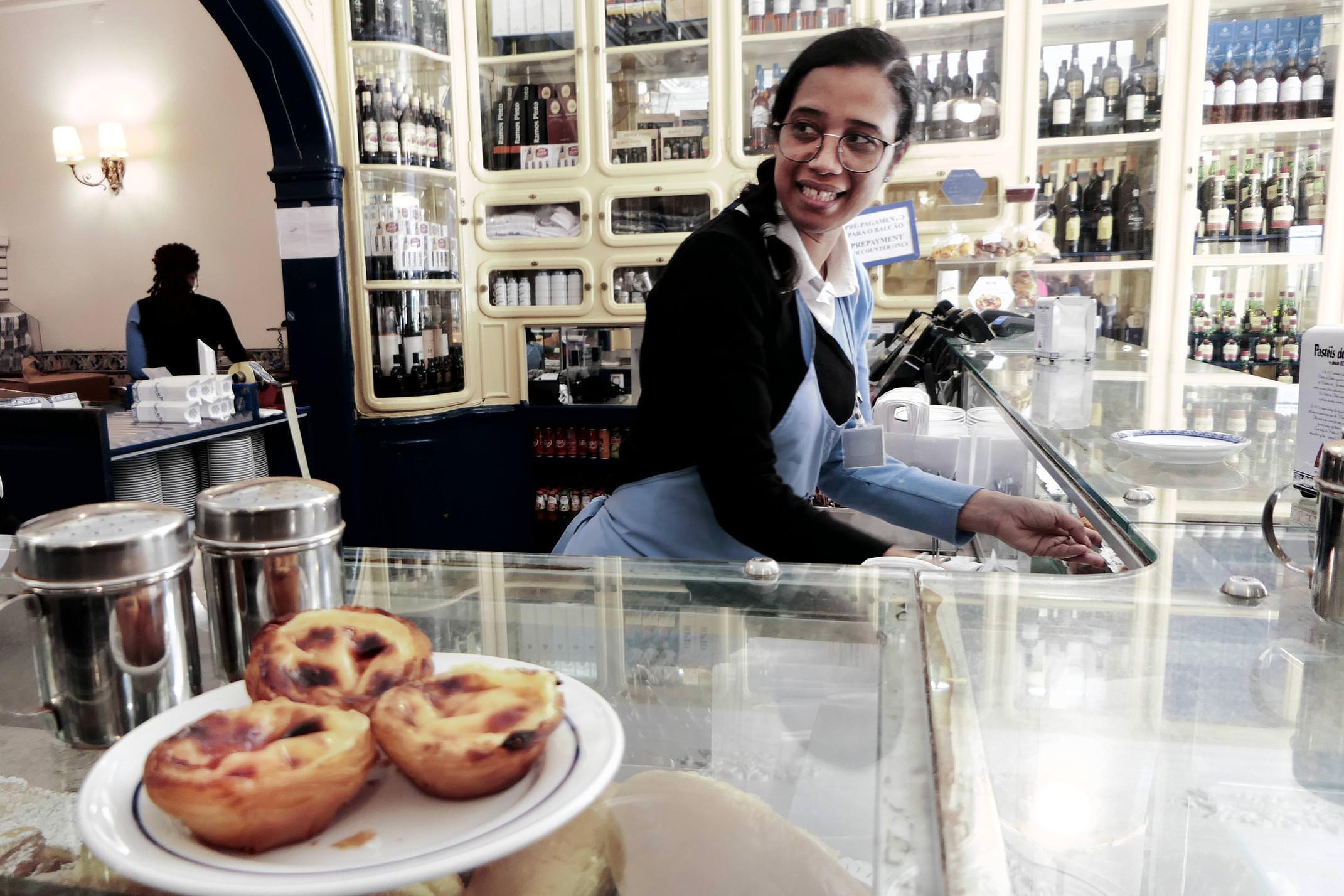 Portugal lisbon belem pasteis de nata c diego