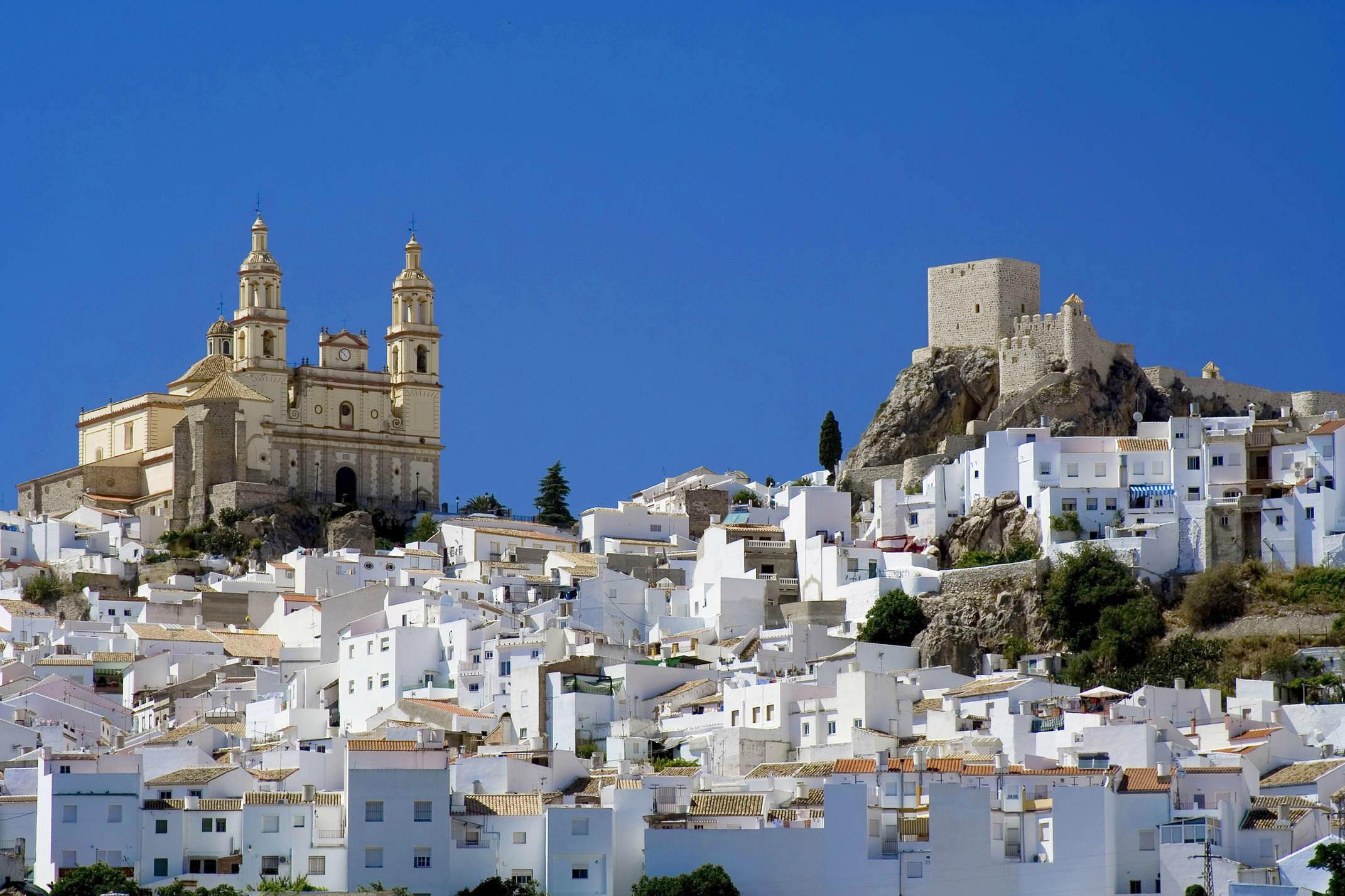 Spain andalucia cadiz olvera c mathewtrommer