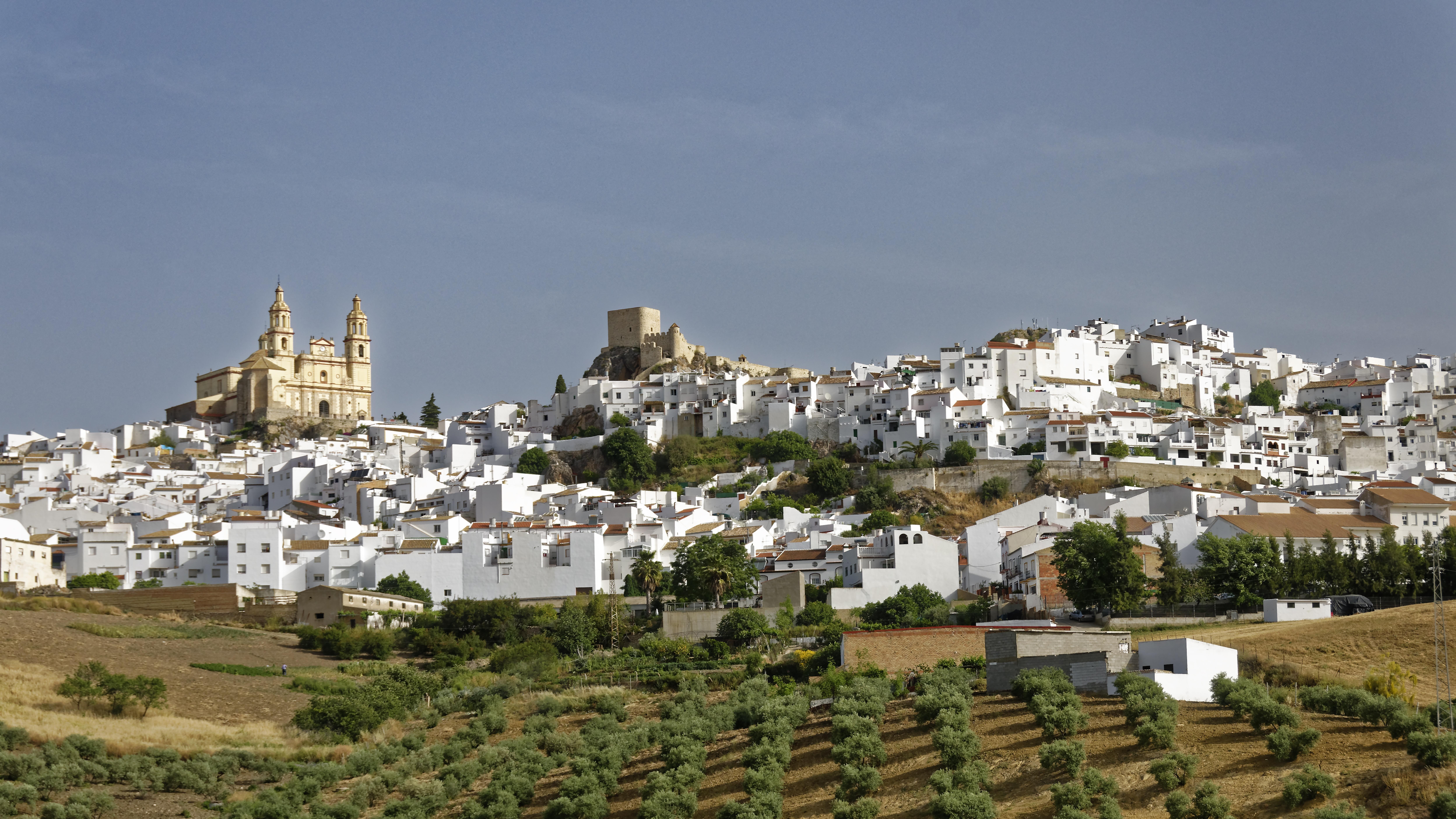 Spain andalucia olvera pixabay