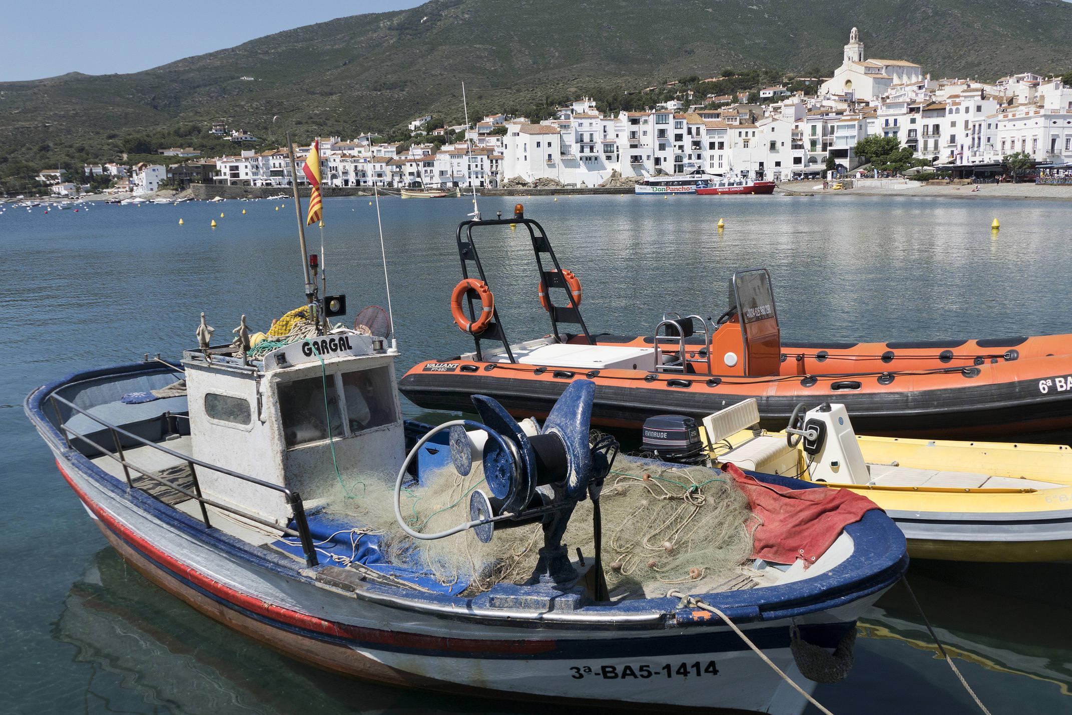 Spain catalonia cadaques fishing c diego pura aventura