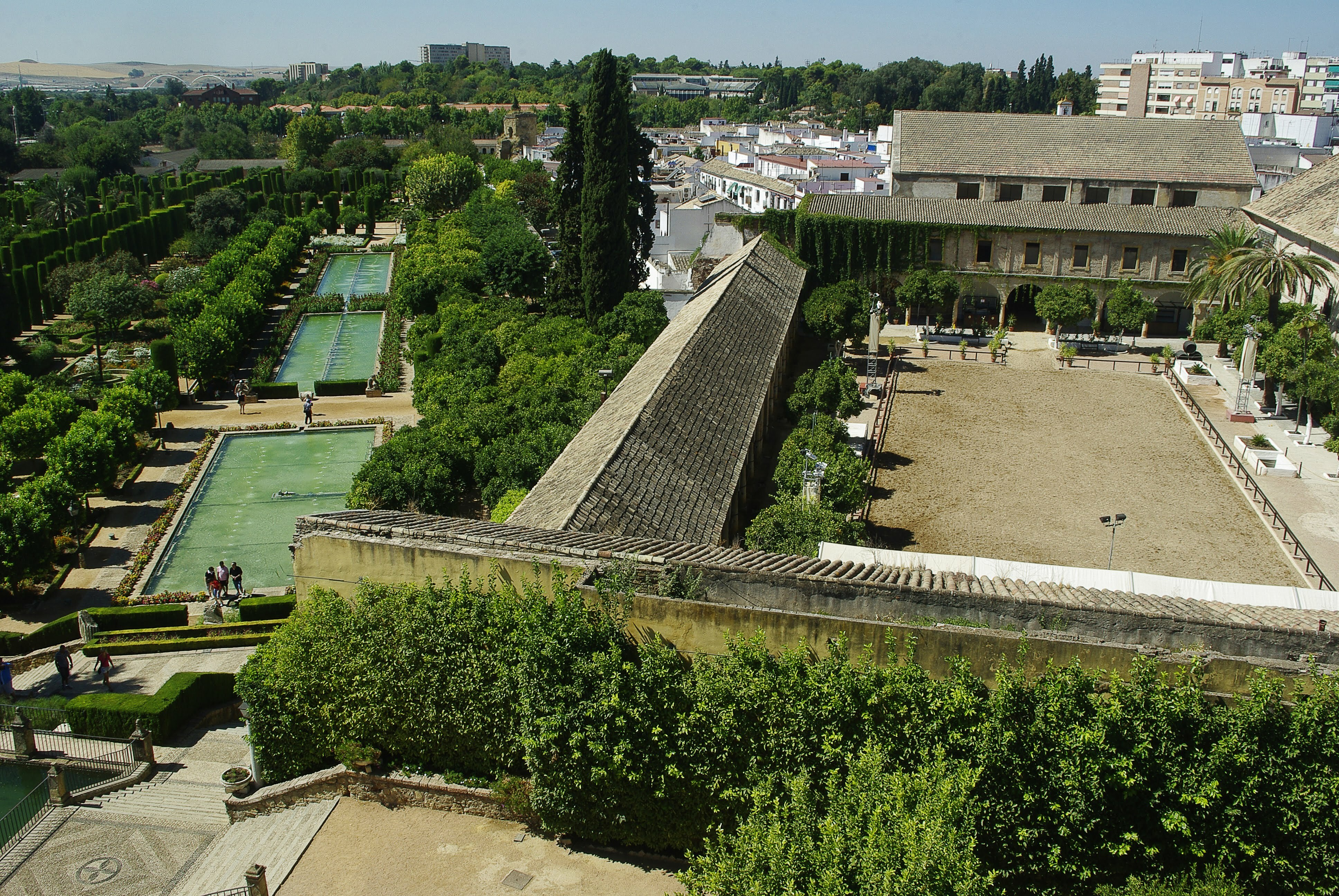 Spain cordoba royal alcazar 2 chris bladon