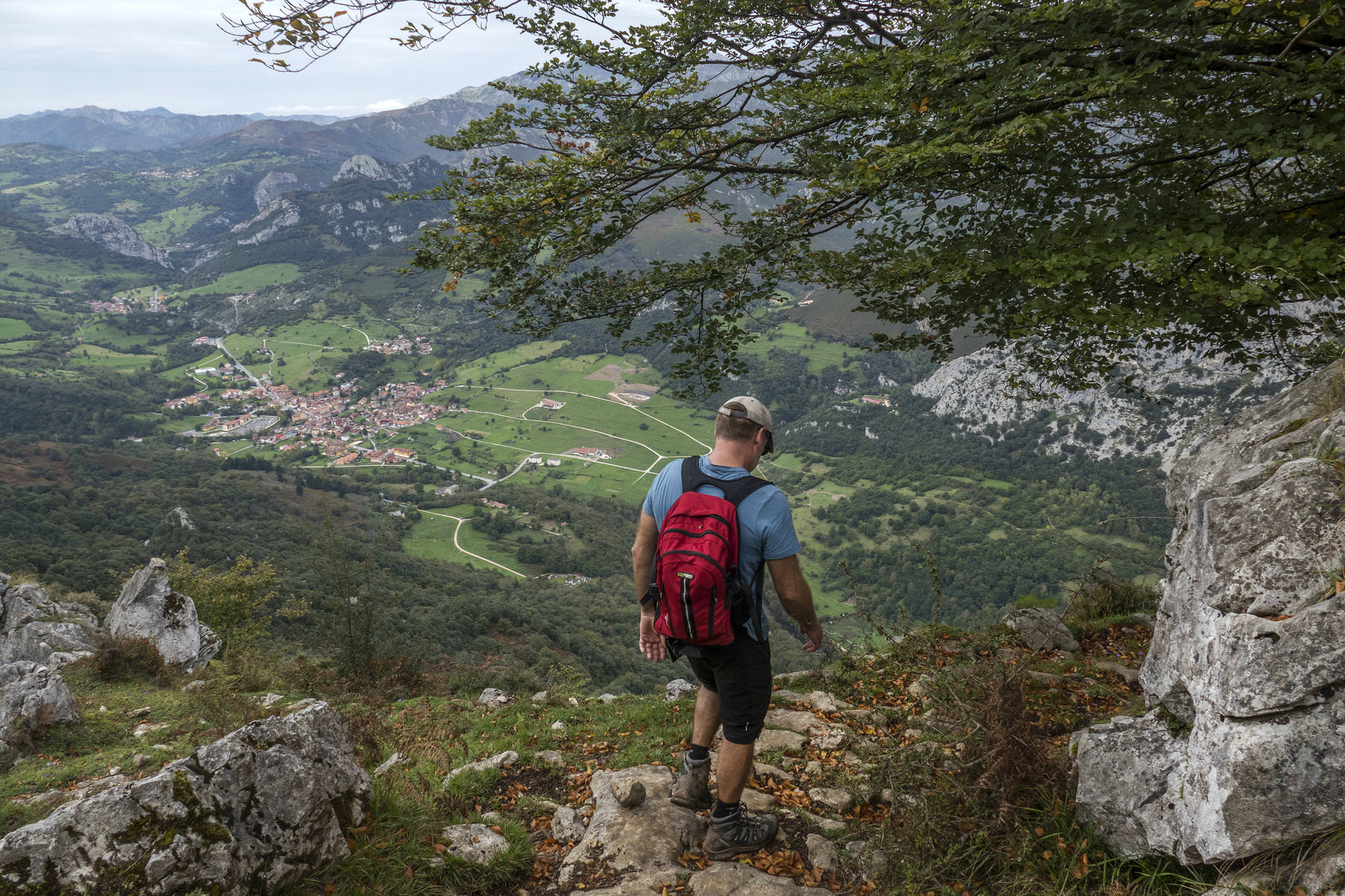 Spain picos de europa asturias cabrales caoru roman route arenas c diego