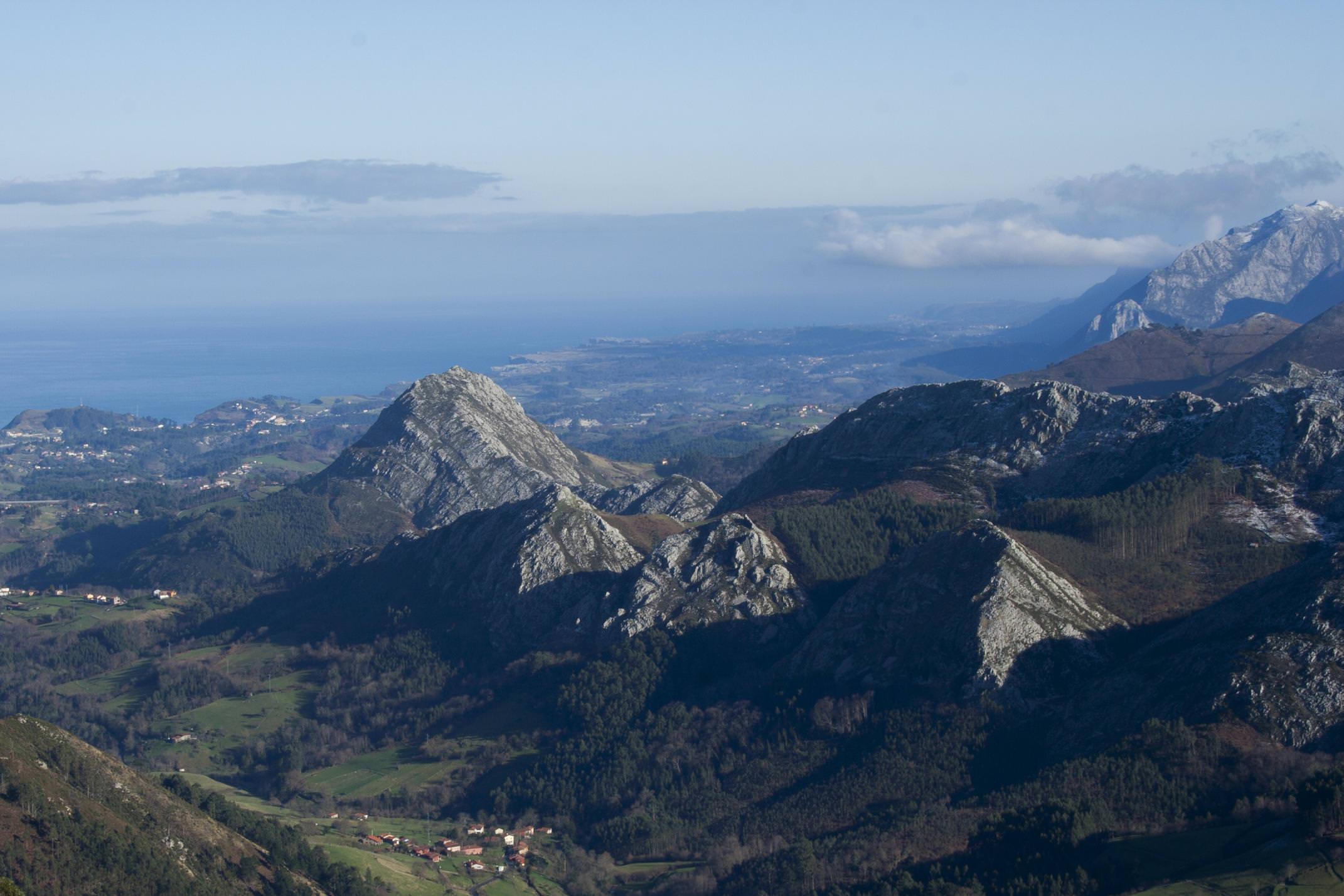 Spain picos de europa coastal ranges c dmartin