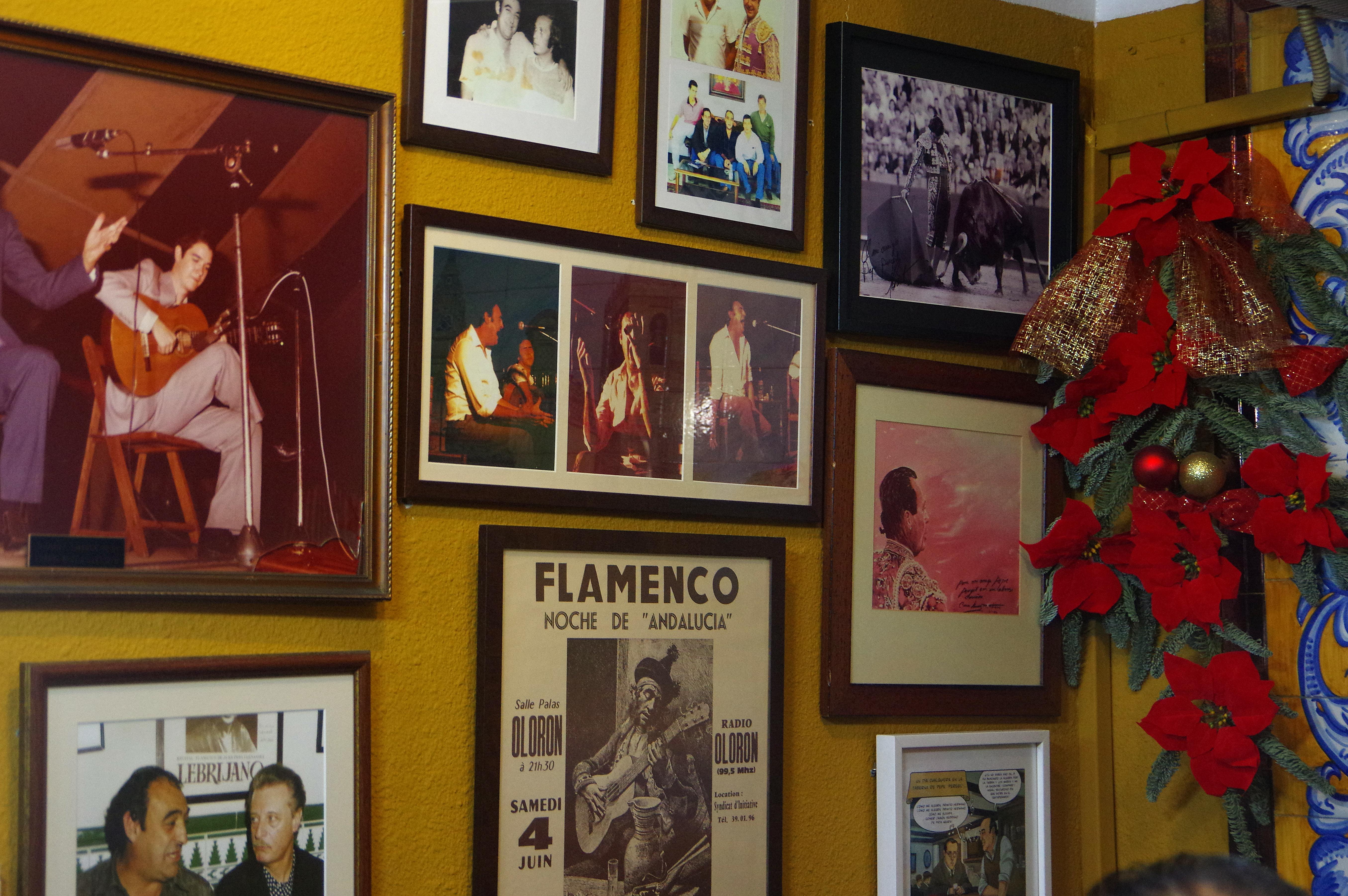 Spain seville tapas bar flamenco photos chris bladon