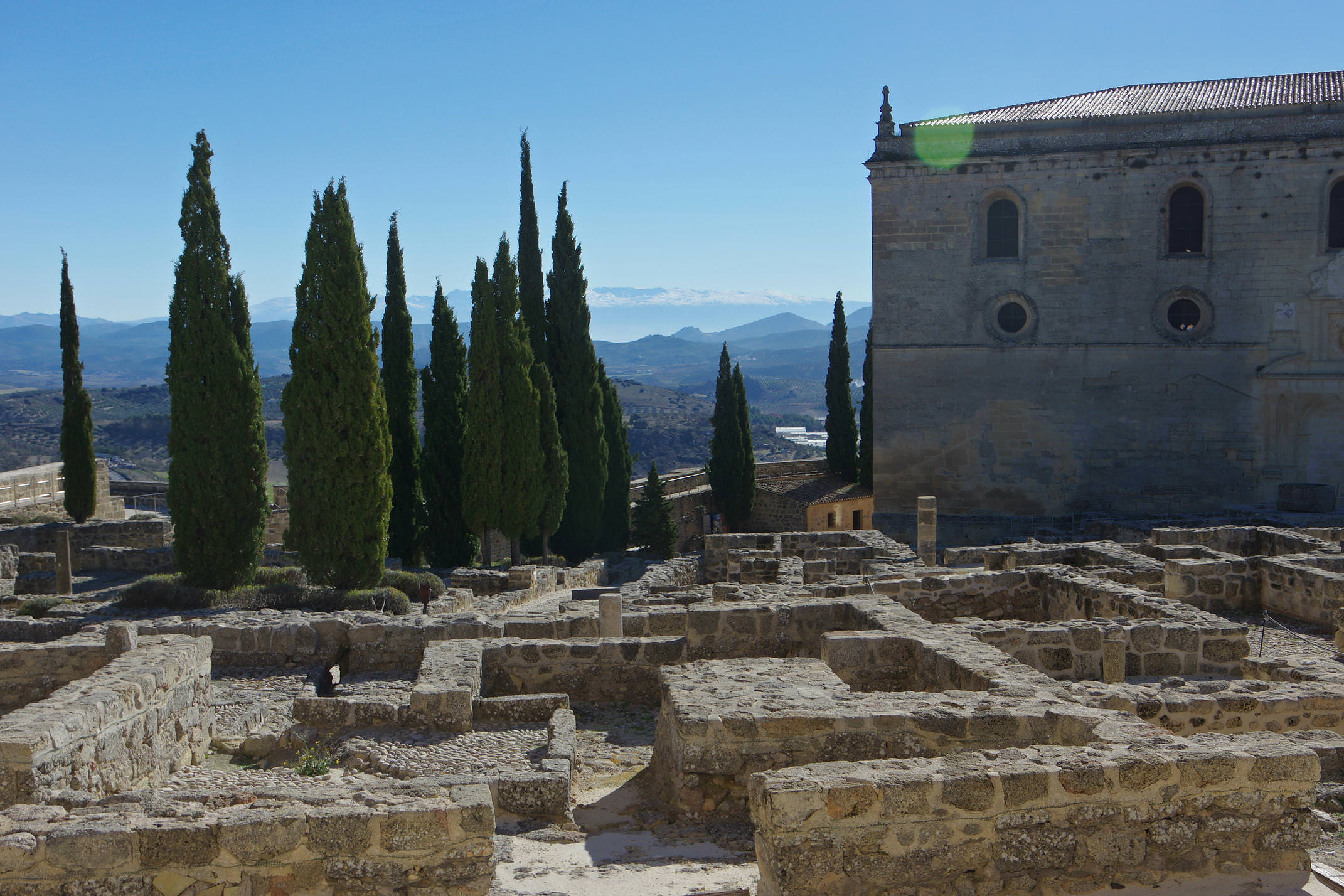 Spain andalucia alcala la real chris bladon pura