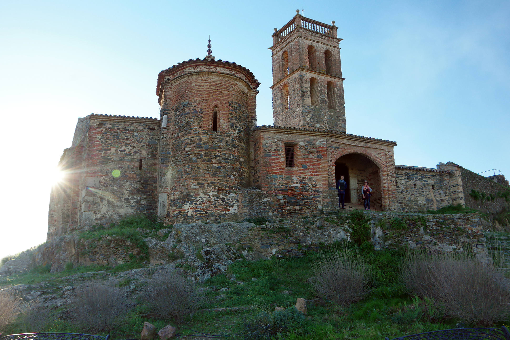 Spain andalucia almonaster la real c chris bladon