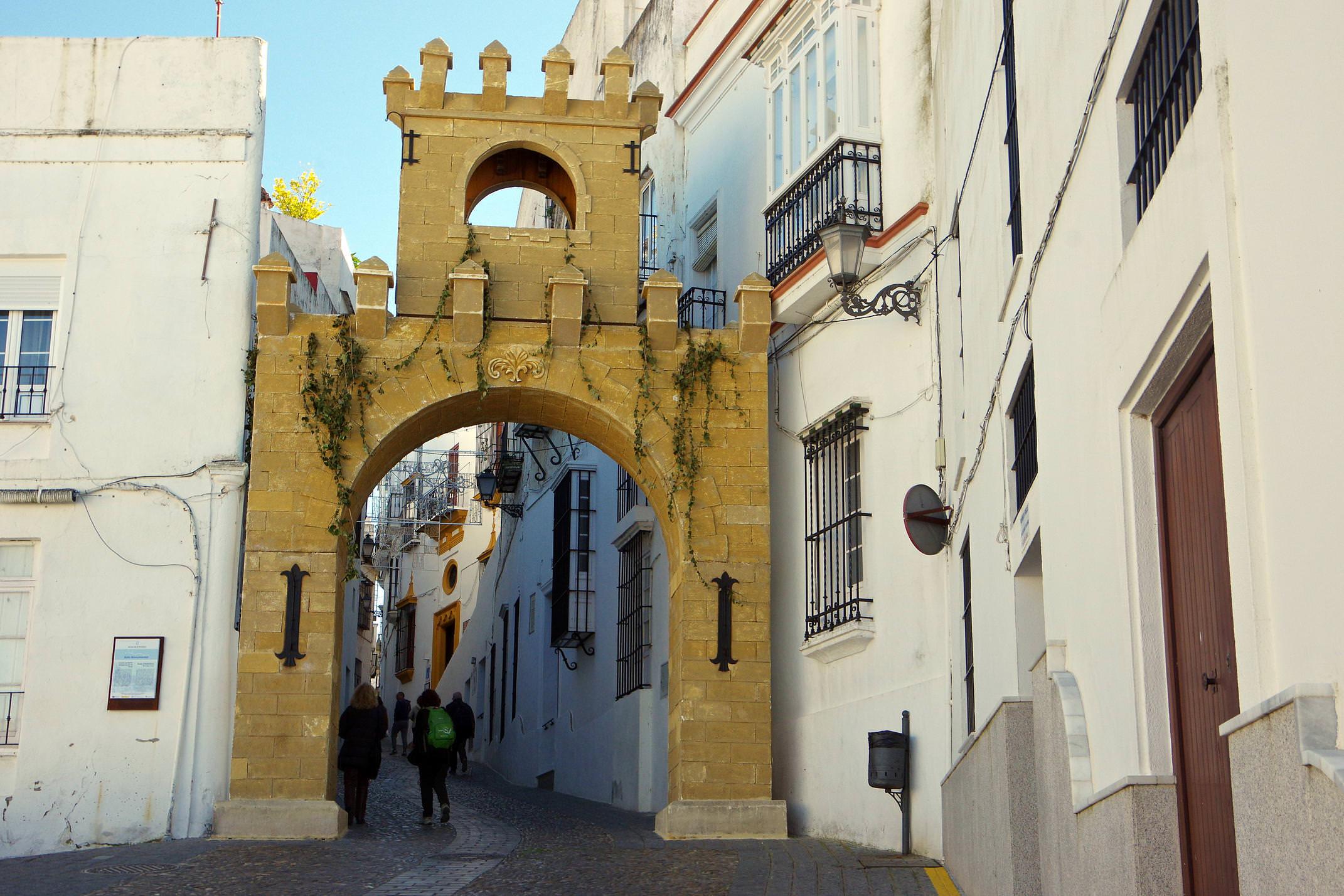 Spain andalucia arcos de la frontera chris bladon 4