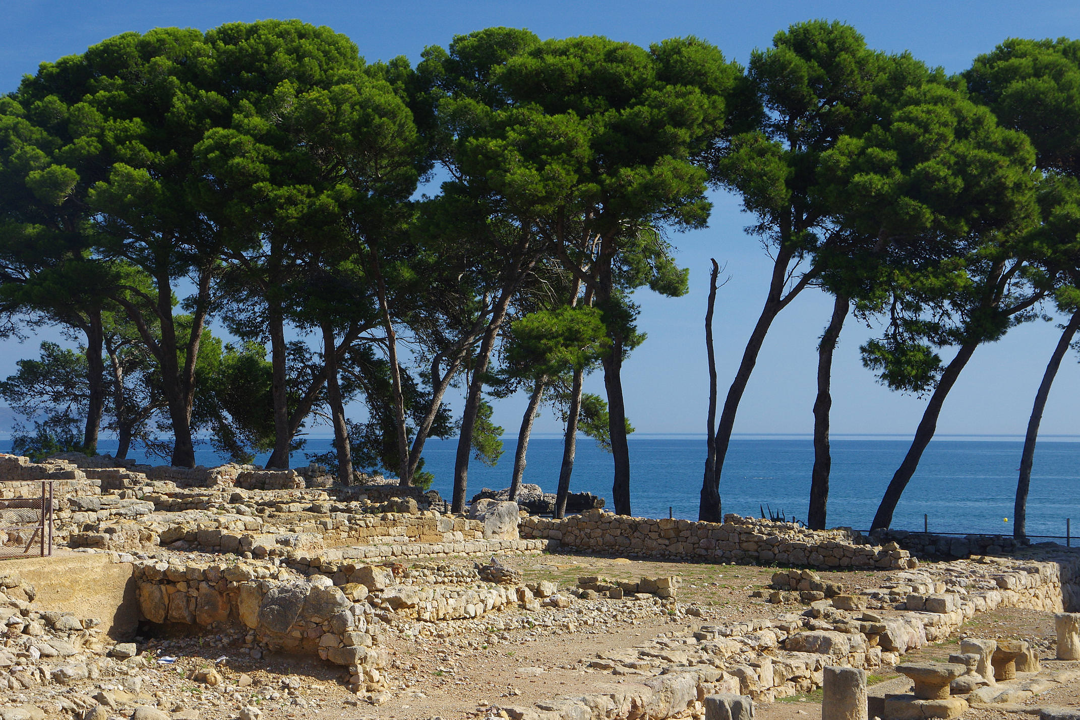 Spain catalonia empuries chris bladon 4