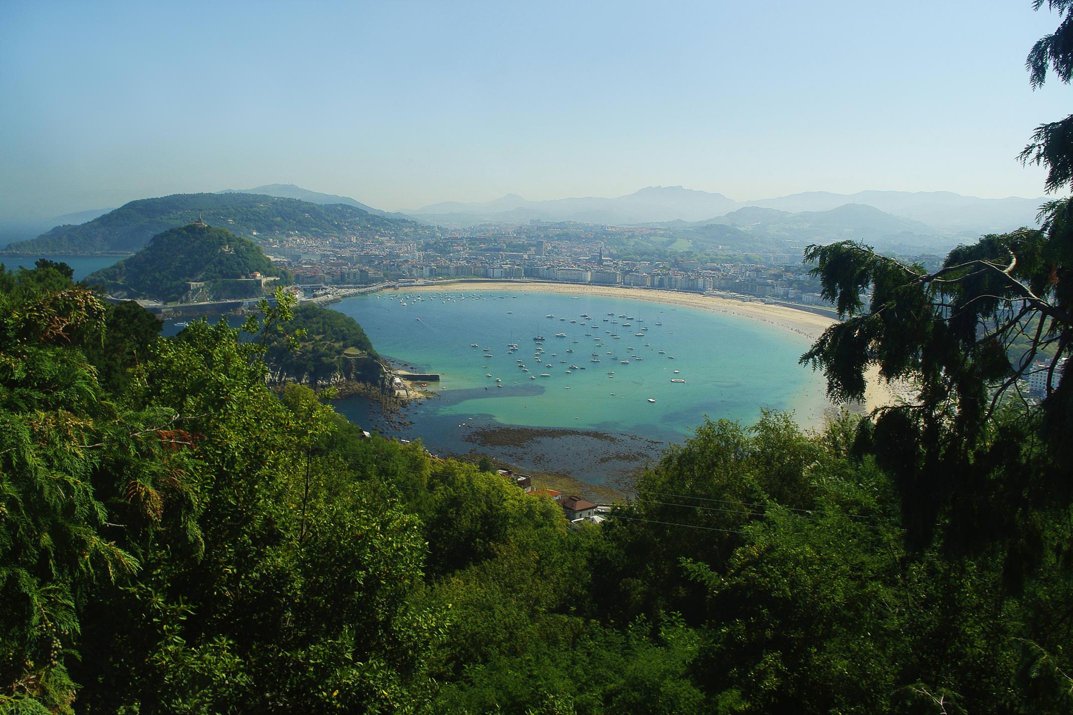 Spain san sebastian basque c chris bladon