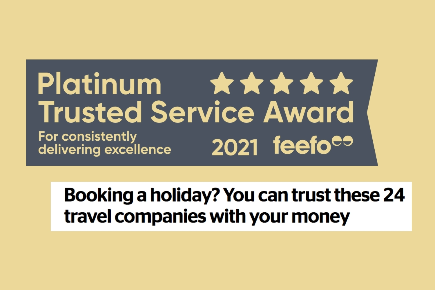 Trusted holidays 1